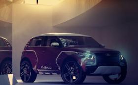 Стилен проект за Lada Niva обира точките