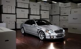Lorinser представи пакет за старата S-класа W221