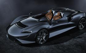 Леле, McLaren Elva е изумителен. Вдига 200 км/ч за 6,7 сек