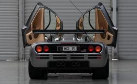 Продадоха най-скъпия McLaren F1 за 19,8 млн. долара