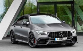 """Mercedes извади A45 S и CLA 45 S с """"най-мощния 4-цилиндров мотор"""""""