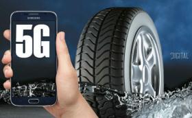Pirelli пуска гуми, които са свързани с интернет