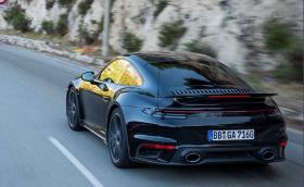 Porsche 911 Turbo е тук. Почти.