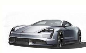 Porsche ще представи Taycan на 4 септември
