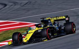 Двигателят на Renault във Формула 1 вече вади над 1000 коня