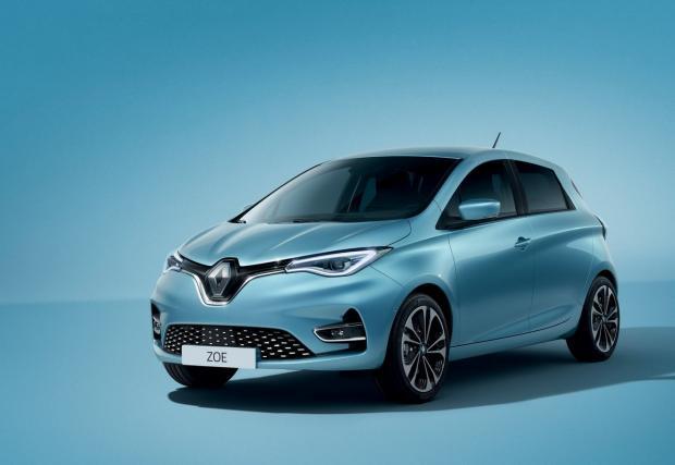Второто поколение Renault Zoe, дами и господа!