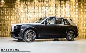 Един от 13 произведени Rolls Cullinan Billionaire от Mansory се продава практически нов за 648 500 евро