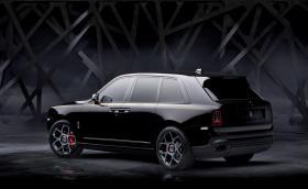 Black Badge е по-мощна, по-черна и по-скъпа версия на Rolls-Royce Cullinan