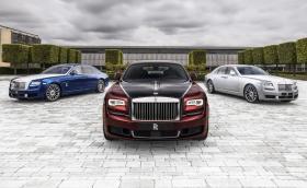 Rolls спира Ghost след 10 години на пазара. Последните 50 броя са ултра луксозните Zenith Collection