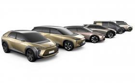 Toyota издърпа с пет години електрическата си програма - ще прави по 5,5 млн. хибриди и електрички през 2025