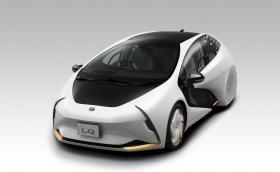 Toyota и Lexus пускат първите си електрически модели до 2021