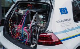 Вижте какво има в багажника на автономния e-Golf и кога да го очакваме на пазара