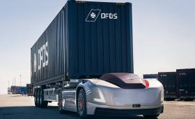Това е реално и се движи. Вижте автономните влекачи на Volvo да вършат истинска работа. Видео