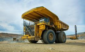 Това е най-високотехнологичният минен камион - нулеви емисии, гори само водород, разработен от Williams