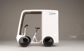 Това е миниван-колело. Идеята всъщност не е лоша