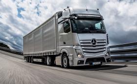 S-Class на камионите: Mercedes Actros стана Камион на Годината 2020