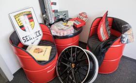 Porsche се похвали с изловяването на фалшиви авточасти от Китай на стойност 60 млн. евро