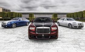 Можете ли да повярвате: минаха 10 г. от пускането на Rolls-Royce Ghost. Производството свърши, идва нов модел