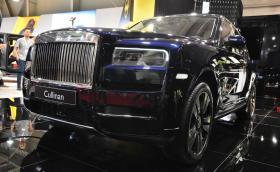 Топ 5: Най-скъпите експонати на Автосалон София 2019