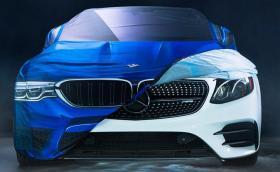 BMW тролна Mercedes за Хелоуин, но си получи заслуженото в отговор