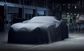 Позабравената марка Wiesmann се завръща с нов модел. Ще използва мотора на BMW M5
