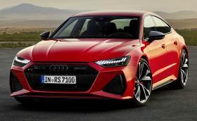 Audi RS 7 Sportback идва с 4.0 TFSI битурбо V8, 600 коня и 3,6 сек ускорение 0-100