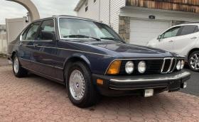 Разумна сделка? BMW 735i E23 от 1987 г. в топ състояние за 21 000 лева