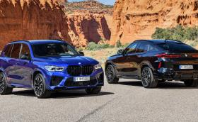 Х5 M и X6 M дебютираха като най-мощните SUV-та в историята на BMW