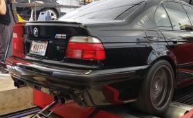 Диното не лъже: Колко конски сили са останали в BMW M5 (E39) на над 650 000 км?