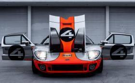 Това е Ford GT със 725 к.с. на колелата и ръчни скорости. Продава се за 1,3 млн. лв.