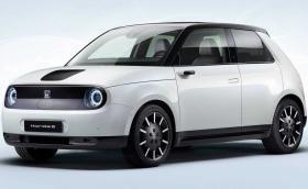 Honda E е най-чаровният електрически автомобил, който сме виждали. А и има 154 к.с.