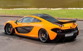 Един от пет оцелели прототипа McLaren P1 се продава. Струва адски много