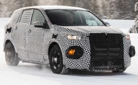 Този прототип ще се превърне в изцяло електрически SUV, вдъхновен от Mustang. Засега гледката не е впечатляваща