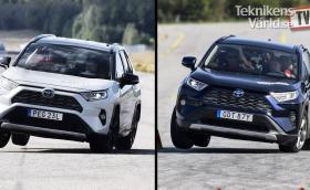 Toyota RAV4 се изложи на лосовия тест. От компанията не са съгласни...(видео)