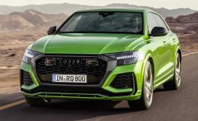 Audi извади тежката артилерия - RS Q8 има 600 к.с. и топ скорост като на Lambo Urus