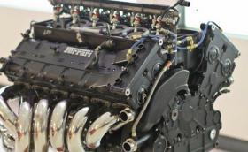 Колко бихте дали за V12 двигател на Ferrari от Формула 1?