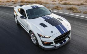 От Америка с любов: Shelby American GT500 Dragon Snake има 800+ к.с.