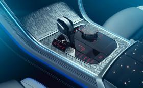 В интериора на това BMW M850i Night Sky са вградени фрагменти от… метеорити