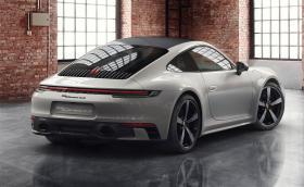 Новото Porsche 911 от Porsche Exclusive Manufaktur ни кара да мечтаем