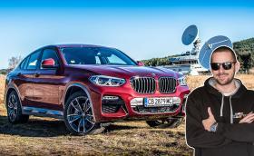 Тестваме новото BMW X4. Видео