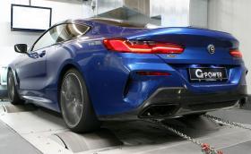 G-Power развързват BMW M850i до 670 к.с. и го кръщават G8M Bi-Turbo
