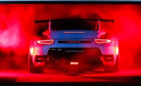 Gemballa GTR 8XX Evo-R е Porsche 911 Turbo с 828 к.с., вдигащо 360 км/ч