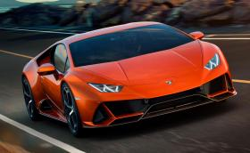 Lamborghini Huracan Evo идва с 640 к.с. и 5 пъти по-добра аеродинамика. Прави 0-200 за 9 секунди