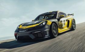 Porsche 718 Cayman GT4 Clubsport ни дава надежда, че шосейната версия ще е без турбо