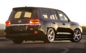 Toyota Land Speed Cruiser с 2000 к.с. вдигна 370 км/ч. Стана най-бързият SUV. Галерия и видео