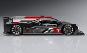 Cadillac DPI-V.R: новият състезател на Cadillac за IMSA е брутално готин. Обилна галерия