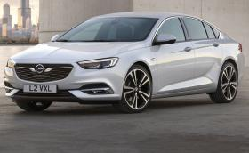 Opel Insignia Grand Sport: топ моделът на Opel идва с ново име и доста по-спортен дизайн. Галерия