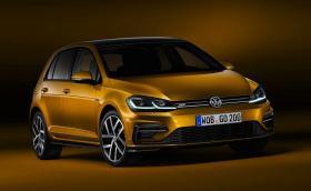 Това е обновеният VW Golf, който идва със система за управление на стереото с жестове, като в BMW Серия 7. Галерия и видео