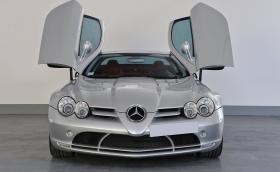 Продават колата на Алесандро Дел Пиеро - Mercedes-McLaren SLR. Галерия