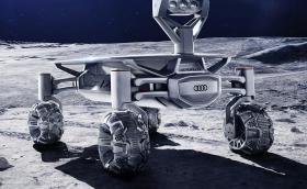 Audi праща Quattro на Луната през 2017-та. Машинката се казва Lunar Quattro и прилича на Уол-и. Галерия, видео и любопитни факти